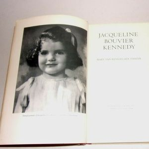 Other - Jacqueline Bouvier Kennedy Book w/ Lots of Photos